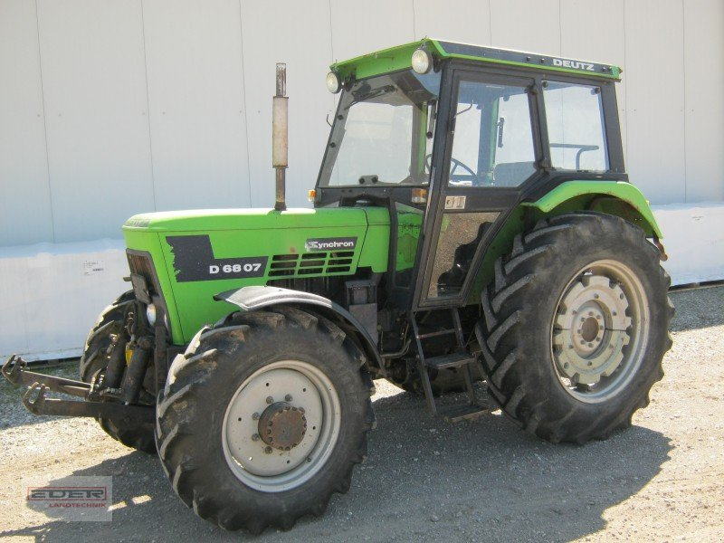 deutz fahr 6807 a tracteur. Black Bedroom Furniture Sets. Home Design Ideas