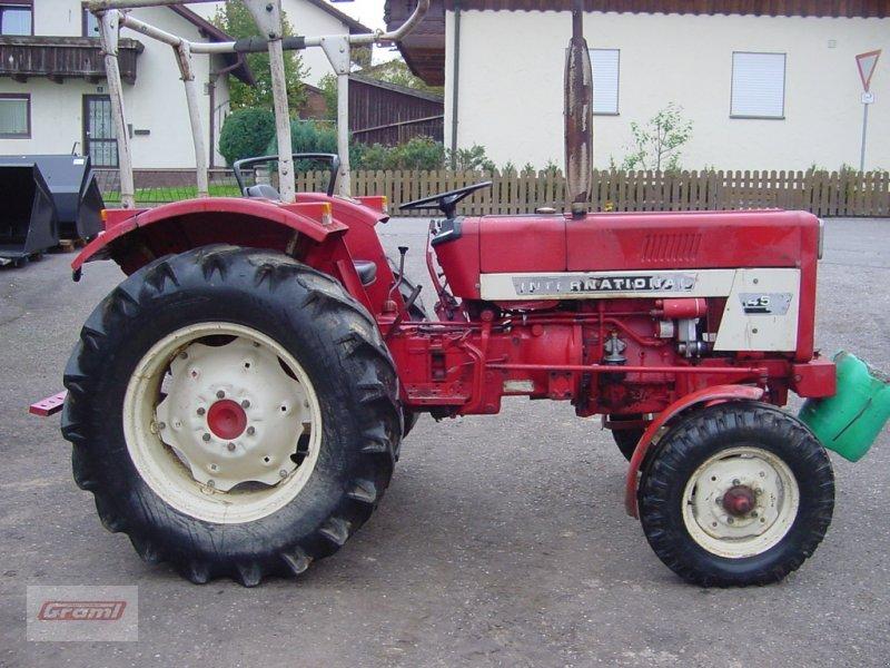 case ih 453 tracteur