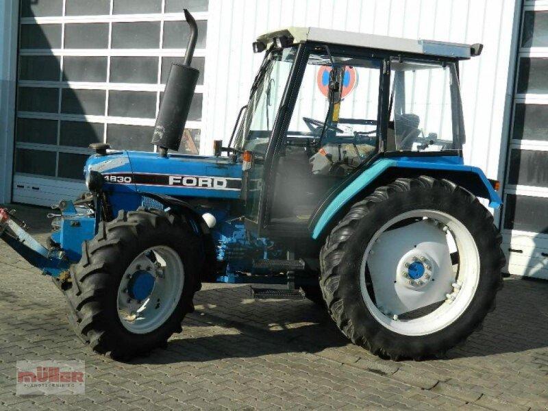 Ford 4830 Traktor, 97456 Holzhausen - technikboerse.com