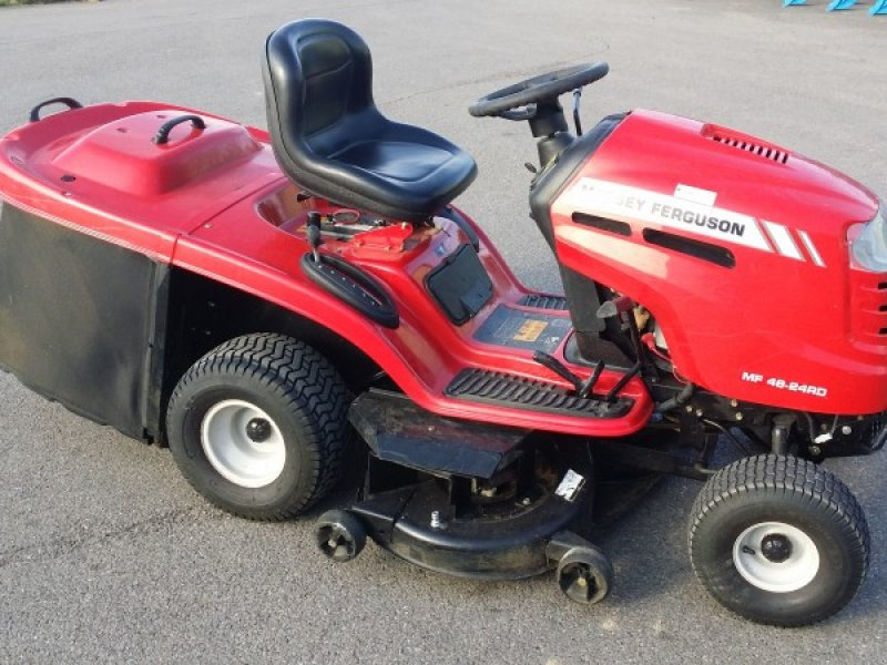 massey ferguson mf 48 24rd tracteur tondeuse. Black Bedroom Furniture Sets. Home Design Ideas