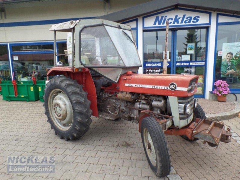 massey ferguson 152 traktor 96197 schirradorf. Black Bedroom Furniture Sets. Home Design Ideas