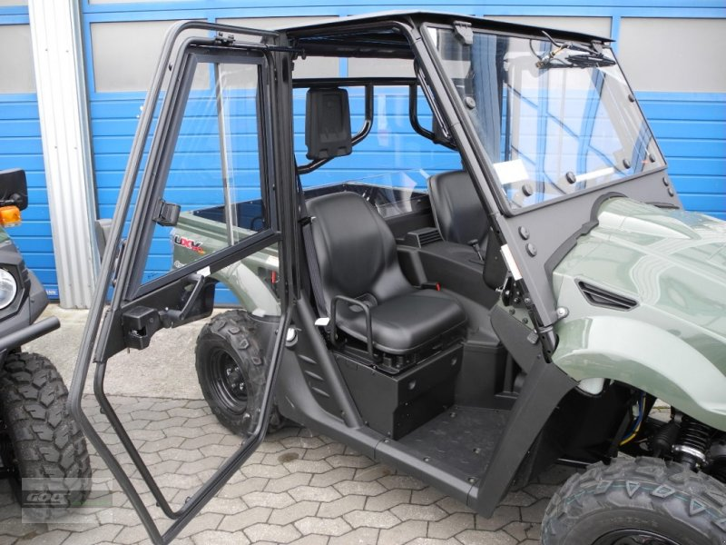 kymco uxv 700i 4x4 turf lof atv quad 90579 langenzenn. Black Bedroom Furniture Sets. Home Design Ideas