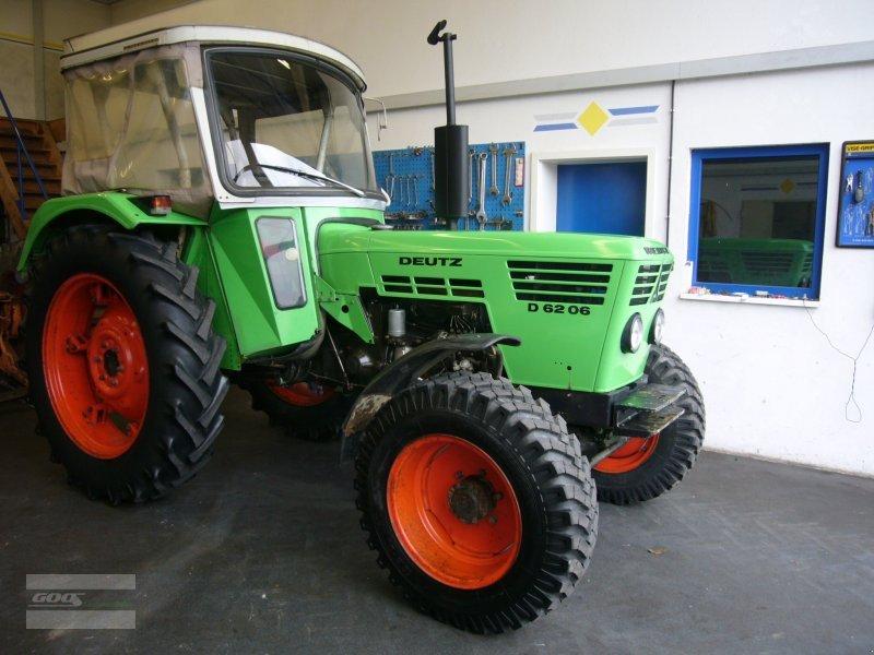 traktor deutz fahr 6206 allrad. Black Bedroom Furniture Sets. Home Design Ideas