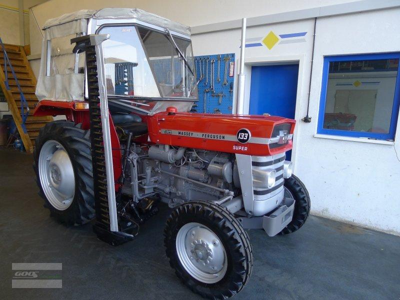 traktor massey ferguson mf 133 super. Black Bedroom Furniture Sets. Home Design Ideas