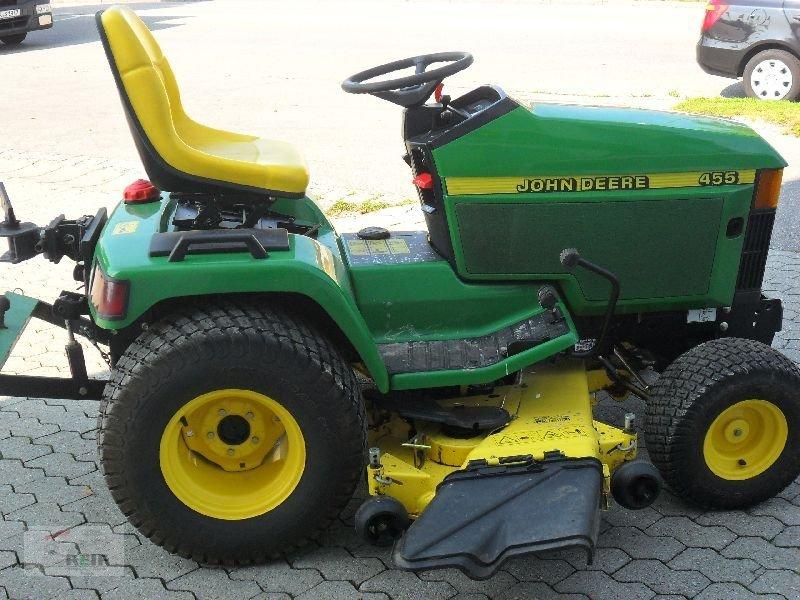 John Deere 455 Mower Parts : Municipal tractor john deere