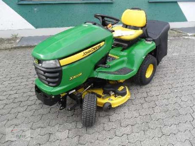 john deere jd x300r tracteur tondeuse. Black Bedroom Furniture Sets. Home Design Ideas