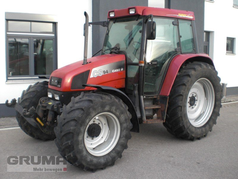 case ih cs 94 tractor. Black Bedroom Furniture Sets. Home Design Ideas