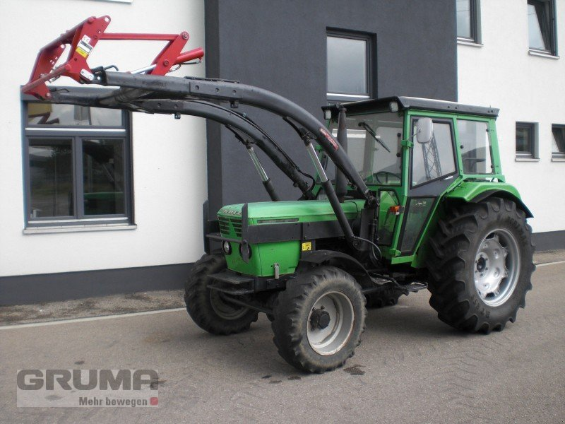 deutz fahr d 6206 allrad traktor. Black Bedroom Furniture Sets. Home Design Ideas