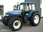Traktor des Typs New Holland TM 155 in Friedberg/Derching