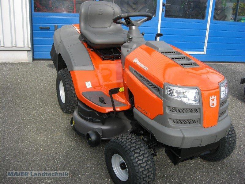 Husqvarna cth 174 neuger t tracteur tondeuse - Tracteur tondeuse husqvarna ...