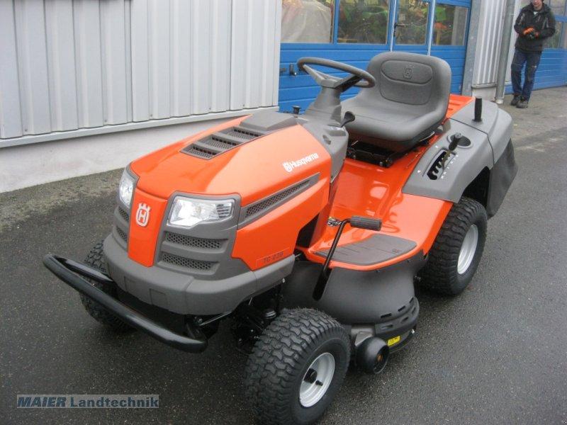 Husqvarna tc 238 neuger t tracteur tondeuse 92542 dieterskirchen - Tracteur tondeuse husqvarna ...