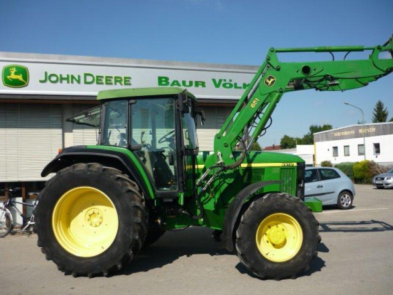john deere 6610 se traktor. Black Bedroom Furniture Sets. Home Design Ideas