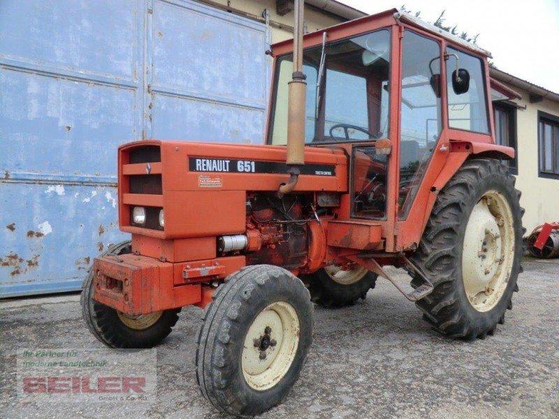 renault 651 h tracteur. Black Bedroom Furniture Sets. Home Design Ideas