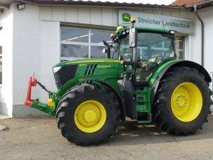 Traktor John Deere 6195 R