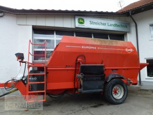 Futtermischwagen Kuhn 1460 EUROMIX