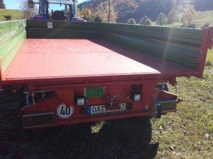 Tandemkipper PRONAR T 663/2