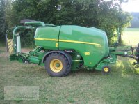 John Deere C441R Press-/Wickelkombination