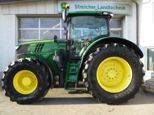 Traktor John Deere 6195R / 6195 R