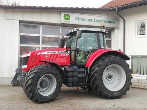 Traktor Massey Ferguson 7720 DynaVT *top gepflegter Zustand*