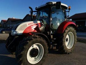 Traktor Steyr 4120 Profi CVT