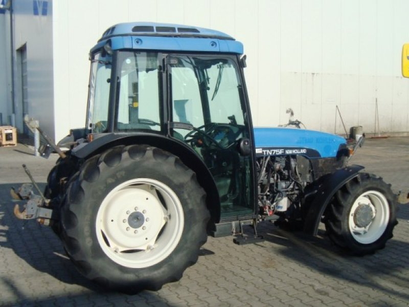 New Holland Orchard Tractors : Used tractors and farm the new holland portal