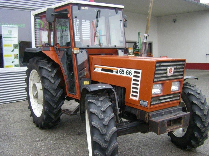 fiat 65-66 dt tracteur