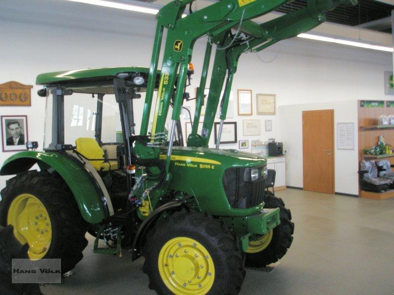 john deere 5055 e tracteur