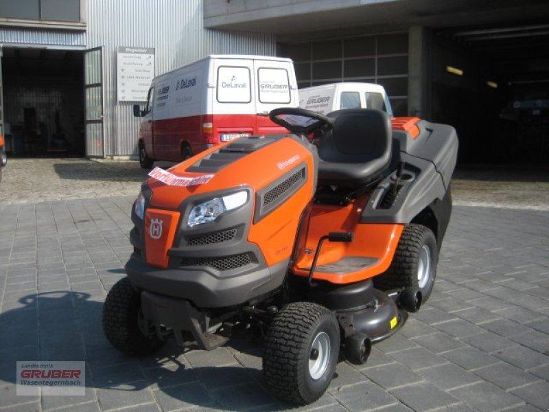 husqvarna cth 184 t tracteur tondeuse. Black Bedroom Furniture Sets. Home Design Ideas