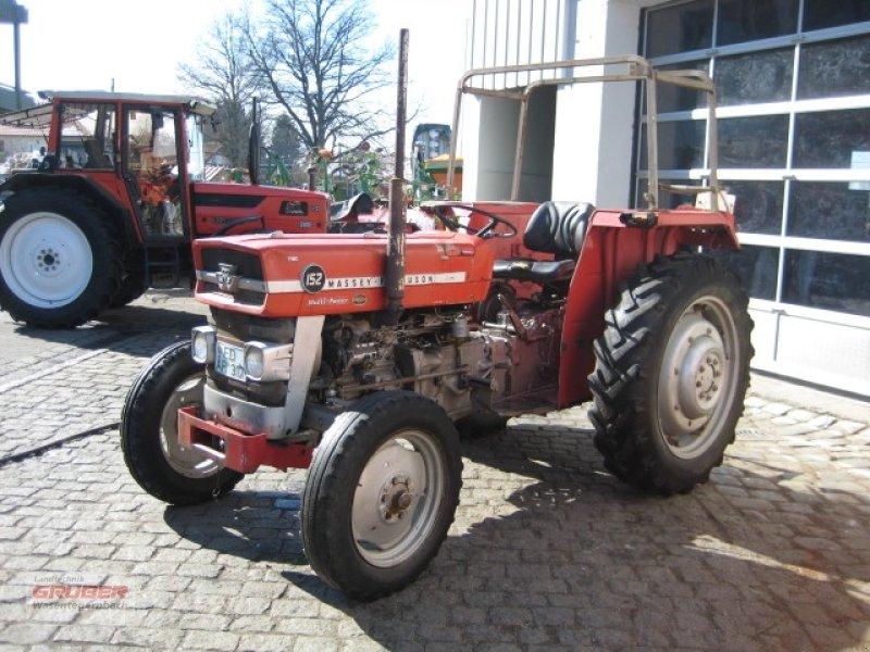 massey ferguson 152 multi power traktor. Black Bedroom Furniture Sets. Home Design Ideas