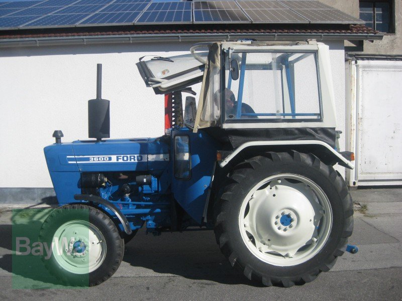 Ford 3600 Tractor Data : Ford tractor technikboerse