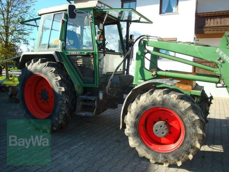 Picture Fendt 380 GTA