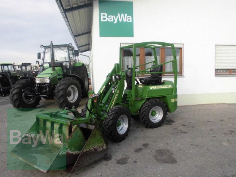 Striegel 190 dy a compact loader technikboerse com