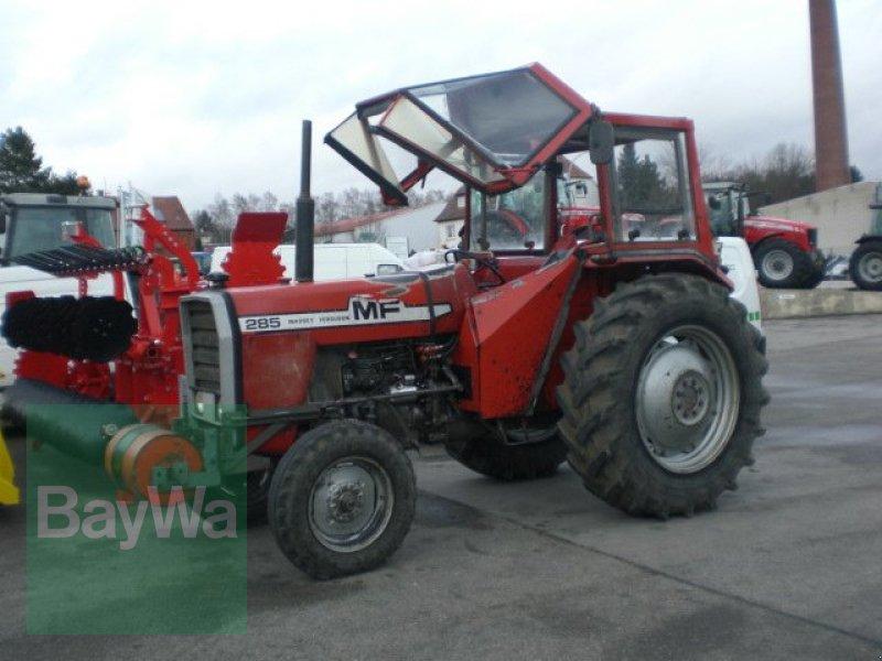 Massey Ferguson 285 Tractor Information : Massey ferguson mf tractor technikboerse