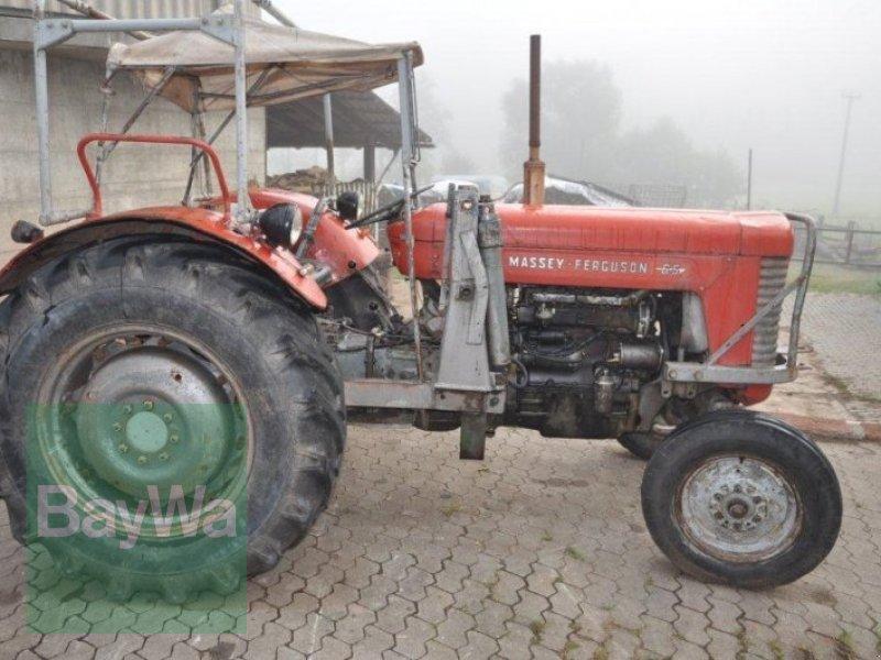 Massey Ferguson 65 Tractor With Loader : Massey ferguson mf tractor technikboerse