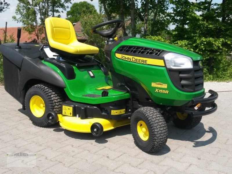 John deere x155r tracteur tondeuse - Tracteur tondeuse john deere occasion ...