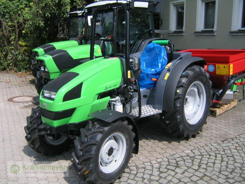 deutz fahr agrokid 230 tractor technikboerse