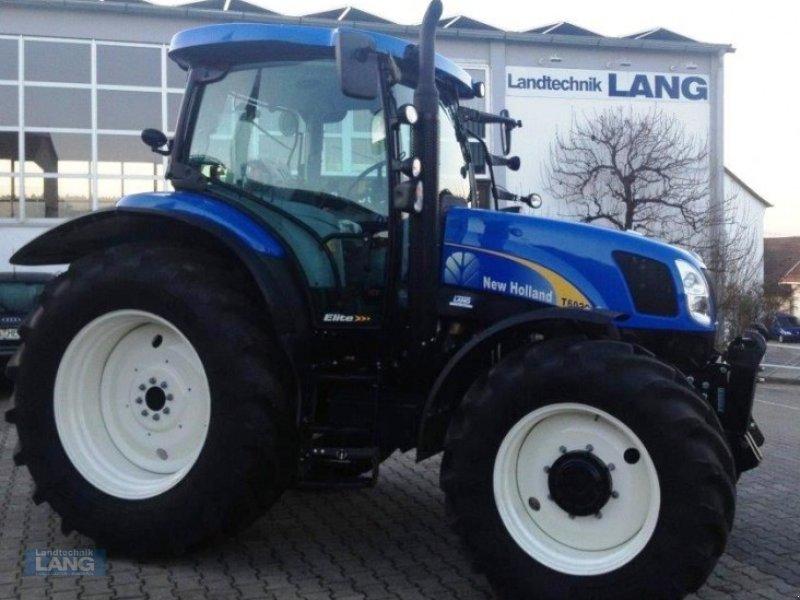 traktor new holland t6020 elite. Black Bedroom Furniture Sets. Home Design Ideas