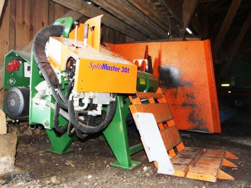 Posch splitmaster wood splitter for Splitmaster