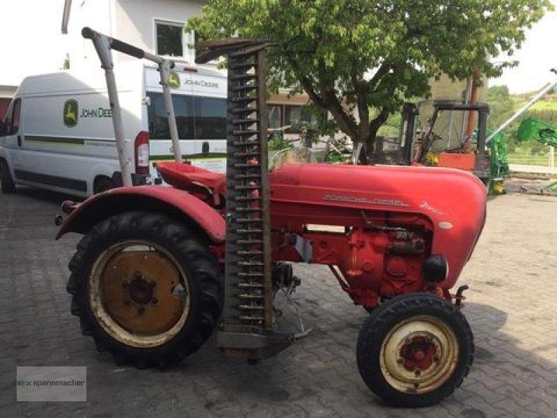 porsche junior 108k traktor 94530 auerbach. Black Bedroom Furniture Sets. Home Design Ideas