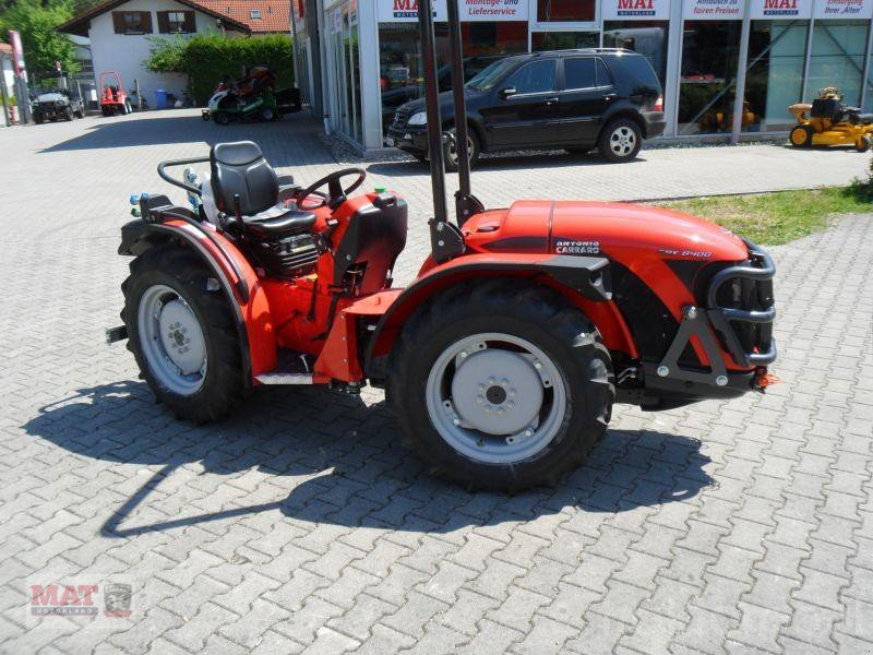 carraro srx 8400 ergit 100 traktor. Black Bedroom Furniture Sets. Home Design Ideas