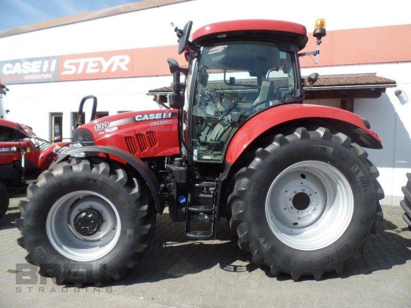 Case Ih Maxxum 130 Cvx Komf  Tractor
