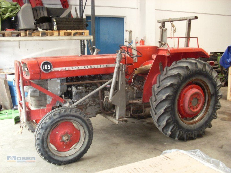 massey ferguson mf 165 tracteur  84323 massing