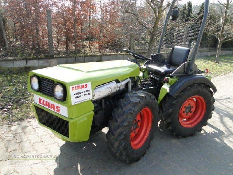 claas xerion 3300 mini trac traktor. Black Bedroom Furniture Sets. Home Design Ideas