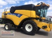 New Holland CX 8060 inkl. Varifeet 6,10m, TOP Zustand Kombajn