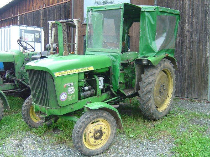 John Deere 300 Backhoe Parts : Tractor john deere lanz technikboerse