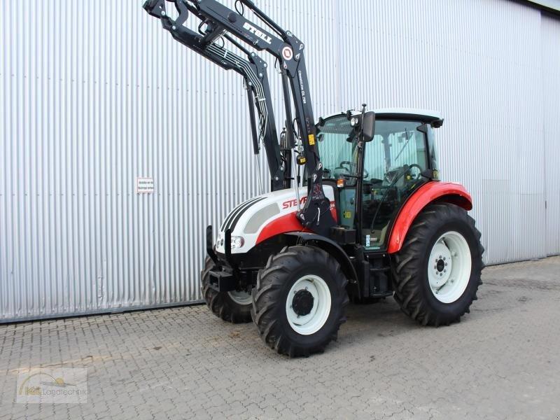 steyr kompakt 4055 s traktor. Black Bedroom Furniture Sets. Home Design Ideas