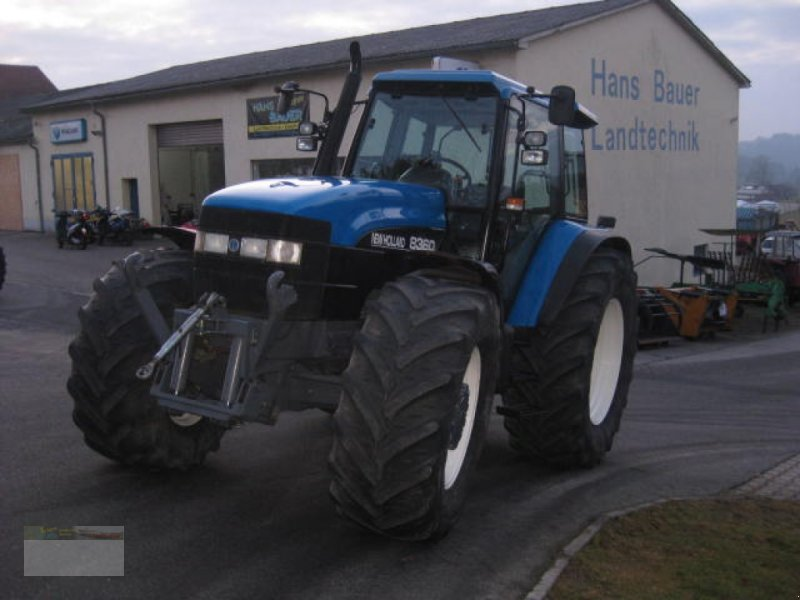 Bild New Holland TM 125