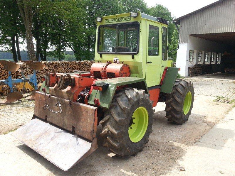 mercedes werner forstausr stung zu verkaufen traktor. Black Bedroom Furniture Sets. Home Design Ideas