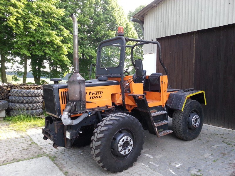 Mercedes benz mb trac 1000 tractor 85238 petershausen for Mercedes benz tractors