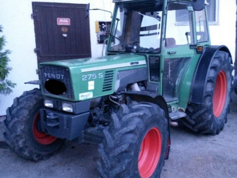 Bild Fendt Farmer 275 S